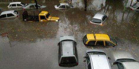 Flooding in Argentina, Source: Silvia Bonett